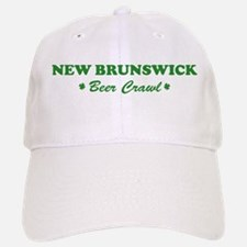 NEW BRUNSWICK beer crawl Baseball Baseball Cap