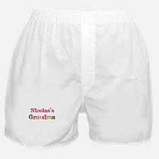 Nicolas's Grandma Boxer Shorts