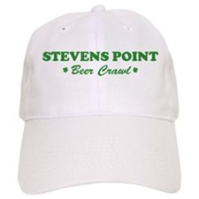 STEVENS POINT beer crawl Baseball Cap