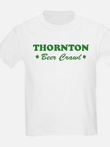THORNTON beer crawl T-Shirt