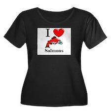 I Love Salmons T