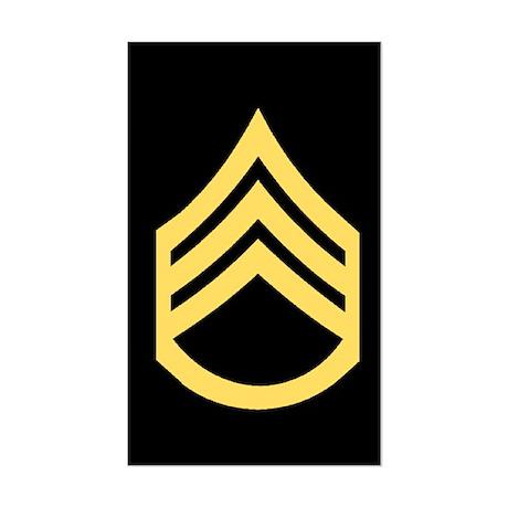 Staff Sergeant Sticker 3