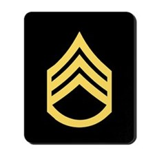 Staff Sergeant Mousepad 3