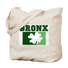 BRONX Irish (green) Tote Bag