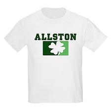 ALLSTON Irish (green) T-Shirt