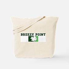 BREEZY POINT Irish (green) Tote Bag