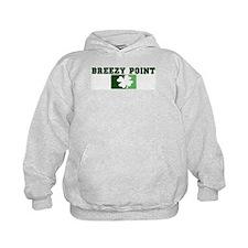 BREEZY POINT Irish (green) Hoodie