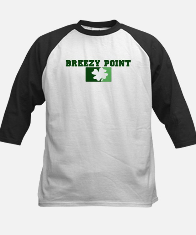 BREEZY POINT Irish (green) Tee