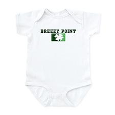 BREEZY POINT Irish (green) Infant Bodysuit