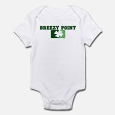 BREEZY POINT Irish (green) Infant Bodysuit
