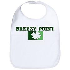 BREEZY POINT Irish (green) Bib