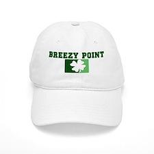 BREEZY POINT Irish (green) Baseball Cap