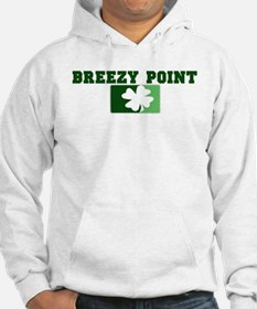 BREEZY POINT Irish (green) Hoodie