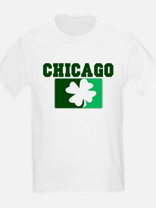 CHICAGO Irish (green) T-Shirt