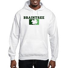 BRAINTREE Irish (green) Hoodie
