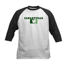 CANARYVILLE Irish (green) Tee
