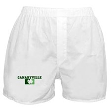 CANARYVILLE Irish (green) Boxer Shorts