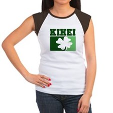 KIHEI Irish (green) Women's Cap Sleeve T-Shirt