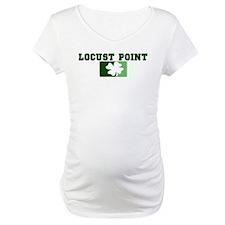 LOCUST POINT Irish (green) Shirt