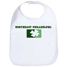 NORTHEAST PHILADELPHIA Irish Bib