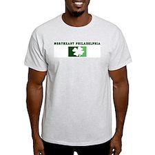 NORTHEAST PHILADELPHIA Irish T-Shirt