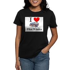 I Love Pilot Whales Tee