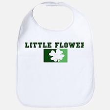 LITTLE FLOWER Irish (green) Bib
