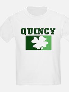 QUINCY Irish (green) T-Shirt