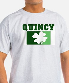 QUINCY Irish (green) T-Shirt