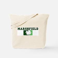 MARSHFIELD Irish (green) Tote Bag