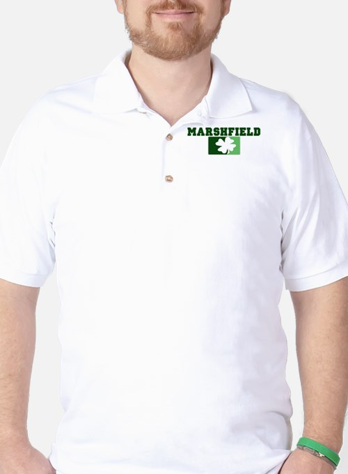 MARSHFIELD Irish (green) Golf Shirt