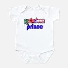 Porturican Prince Infant Bodysuit