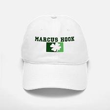 MARCUS HOOK Irish (green) Baseball Baseball Cap