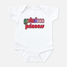 Porturican Princess Infant Bodysuit