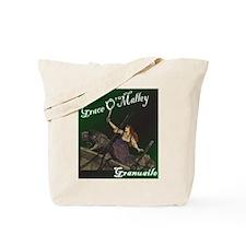 Grace O'Malley (Granuille) Irish Pirate Tote