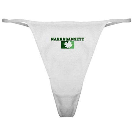 NARRAGANSETT Irish (green) Classic Thong