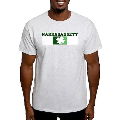 NARRAGANSETT Irish (green) Light T-Shirt