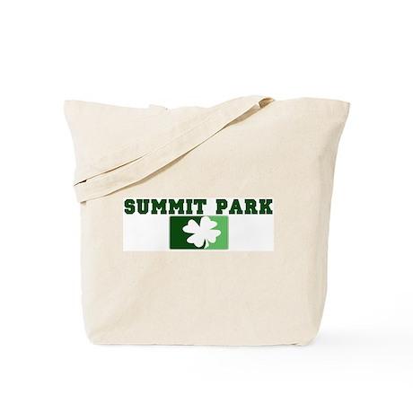 SUMMIT PARK Irish (green) Tote Bag