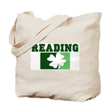 READING Irish (green) Tote Bag