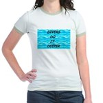 Divers Do It Deeper Jr. Ringer T-Shirt