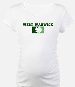 WEST WARWICK Irish (green) Shirt