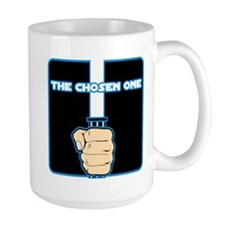 The Chosen One-Blue Mug