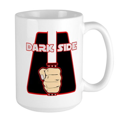 DARK SIDE Large Mug