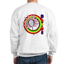 PRIDE Circle of Rainbows  Sweatshirt
