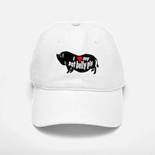 pot belly pig Baseball Baseball Cap