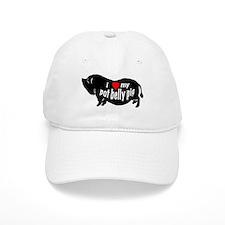 pot belly pig Baseball Cap