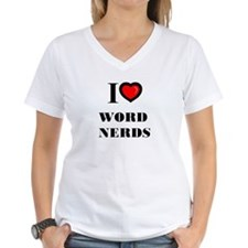 ILOVEWORDNERDS T-Shirt