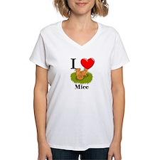 I Love Mice Shirt