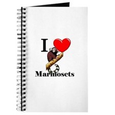 I Love Marmosets Journal