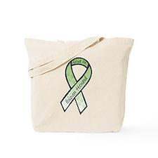 Ibizan Ribbon D Tote Bag